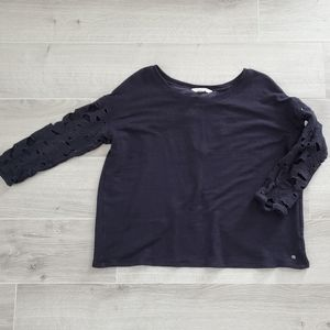 American Eagle Outfitters Size small black top